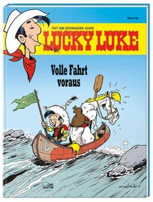 Lucky Luke # 98: Volle Fahrt voraus