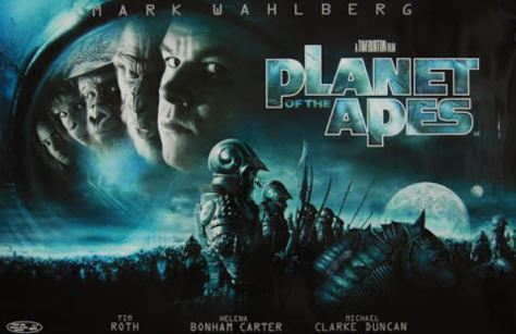 Tim Burton: Planet der Affen