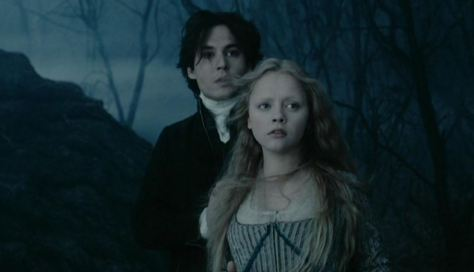 Tim Burton: Sleepy Hollow