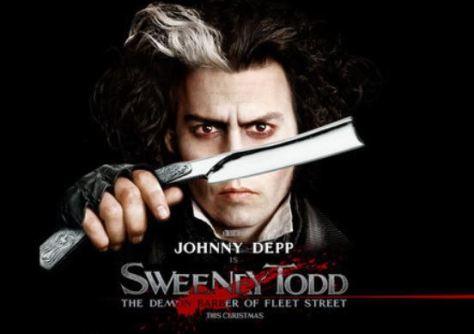 Tim Burton: Sweeney Todd