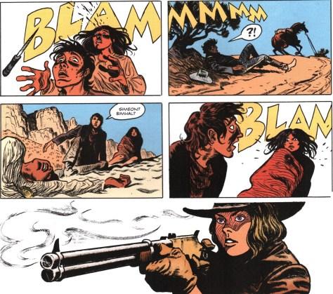 Blueberry: Das Trauma der Apachen