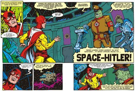 Captain Berlin 10: Jetzt kommt Space-Hitler!