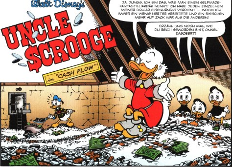 Onkel Dagobert und Donald Duck - Don Rosa Library