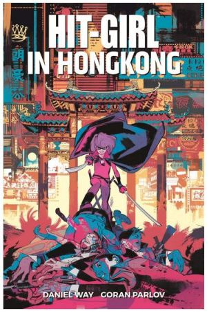 Hit-Girl in Hongkong