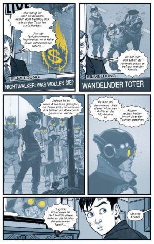 Batman: Nightwalker - Schatten der Nacht