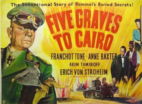 Fünf Gräber bis Kairo
