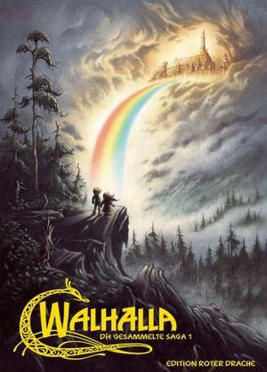 Walhalla: Die gesammelte Saga
