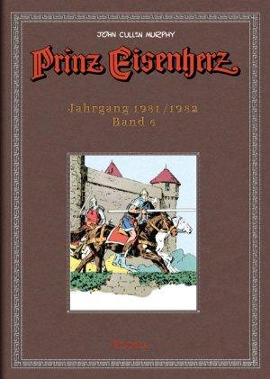 Murphy: Prinz Eisenherz, Jahrgang 1981/1982