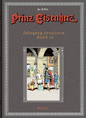 Hal Foster: Prinz Eisenherz, Jahrgang 1963/1964