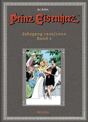 Hal Foster: Prinz Eisenherz, Jahrgang 1943/1944