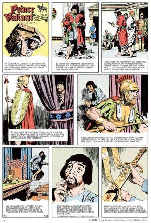 Foster & Murphy: Prinz Eisenherz, Jahrgang 1971 – 1972