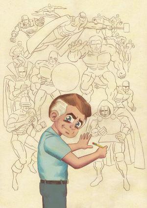 Jack Kirby - Die Comic-Biografie