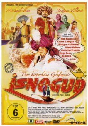 Isnogud - Der bitterböse Großwesir