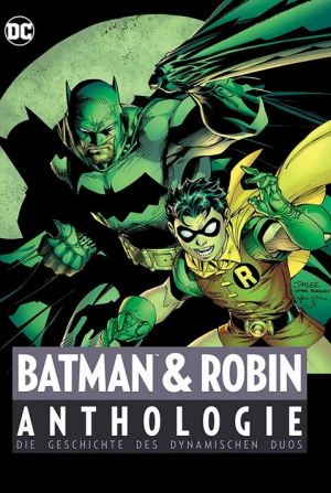 Batman & Robin Anthologie