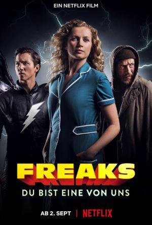 Frank Schmolke: Freaks