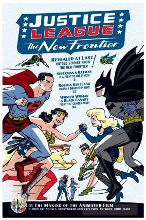 Darwyn Cooke: DC New Frontier