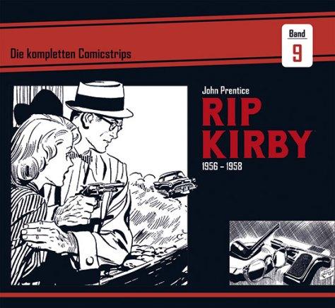 John Prentice: Rip Kirby