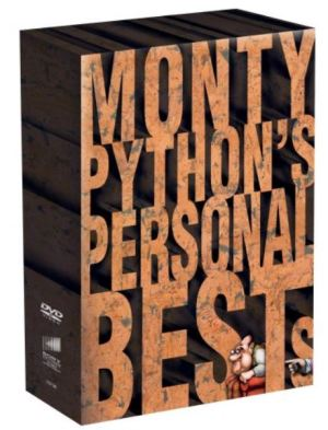 Monty Python's Personal Bests
