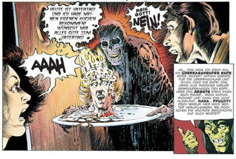 Bernie Wrightson: Creepshow