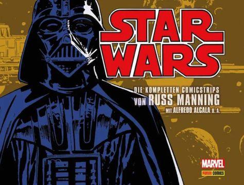 Star Wars – Die kompletten Comicstrips