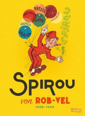 Rob-Vel: Spirou