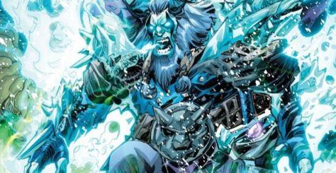 Justice League - Ewiger Winter
