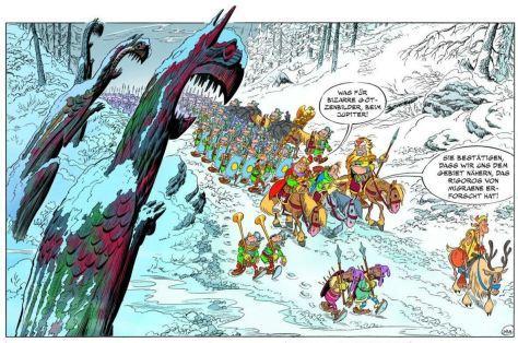 Asterix und der Greif
