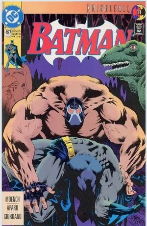 Batman: Knightfall DeLuxe