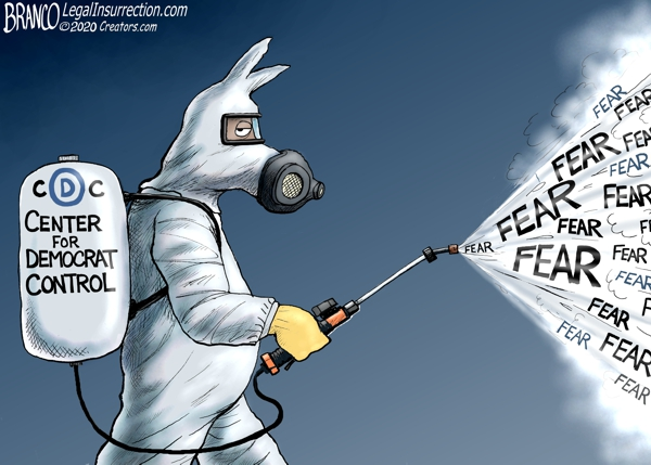 Democrats Promote CORVID-19 Fear