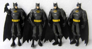 Gratuitous Fan Service Week: Bats On Bats On Bats