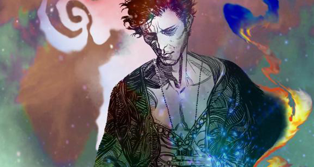 First Image from The Sandman: Overture by Neil Gaiman