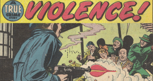 Top 5 Most Violently Shocking Things That I Have Seen In Comics To Date