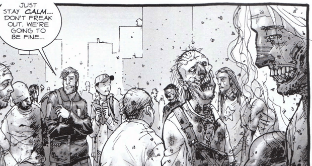 Top 5 Happiest Moments in The Walking Dead