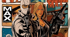 Marvel After Dark: Fantomex MAX #1