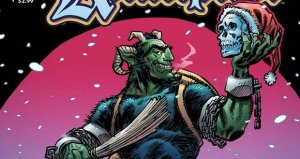 "Christmas In July With Brian Joines' ""Krampus!"""