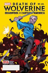 Death Of Wolverine Deadpool And Captain America1