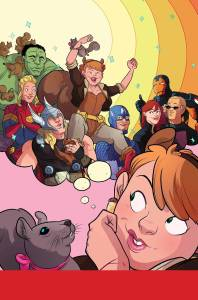 Unbeatable Squirrel Girl #1