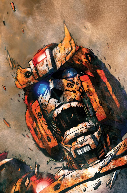 Transformers Mtmte Comic