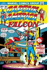 Captain America 168