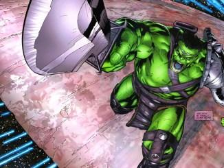Sakaar and Planet Hulk