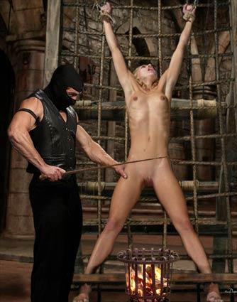redhead bdsm torture dungeon