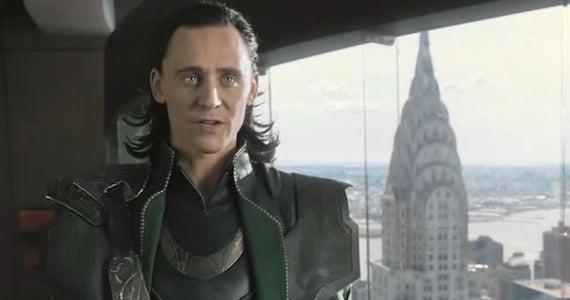 Loki di Asgard!