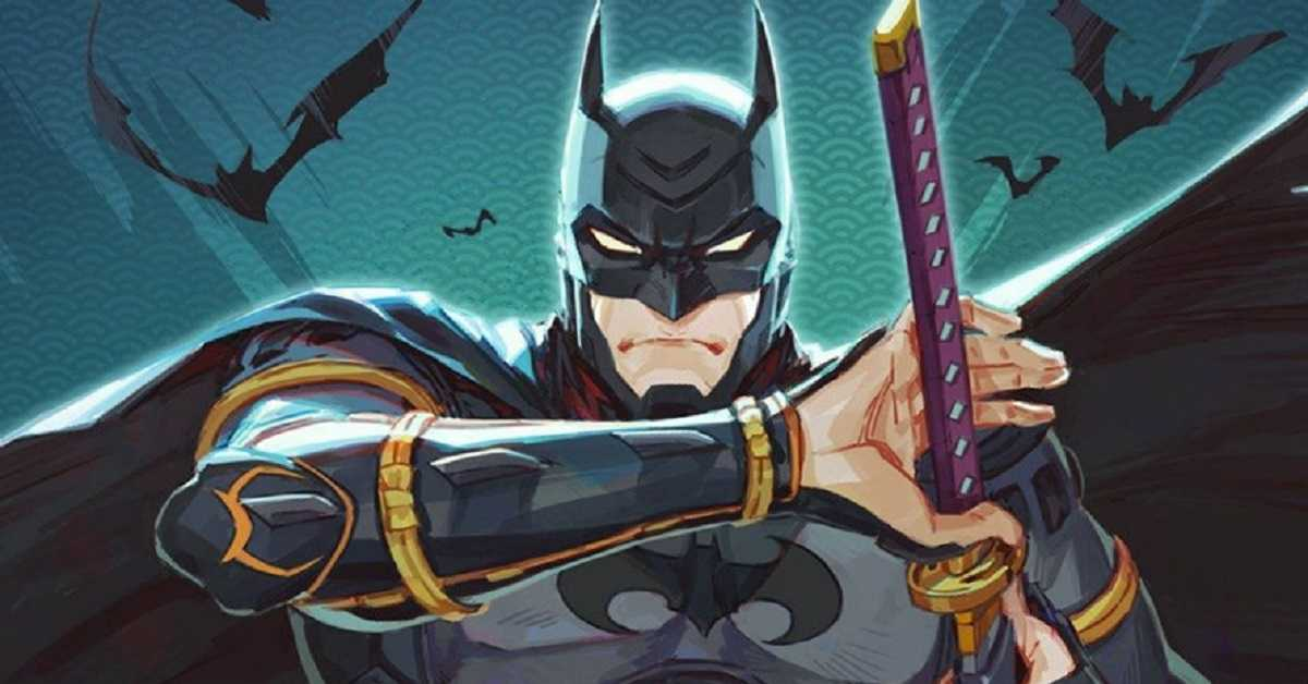Batman Ninja Gets A Live Action Adaptation
