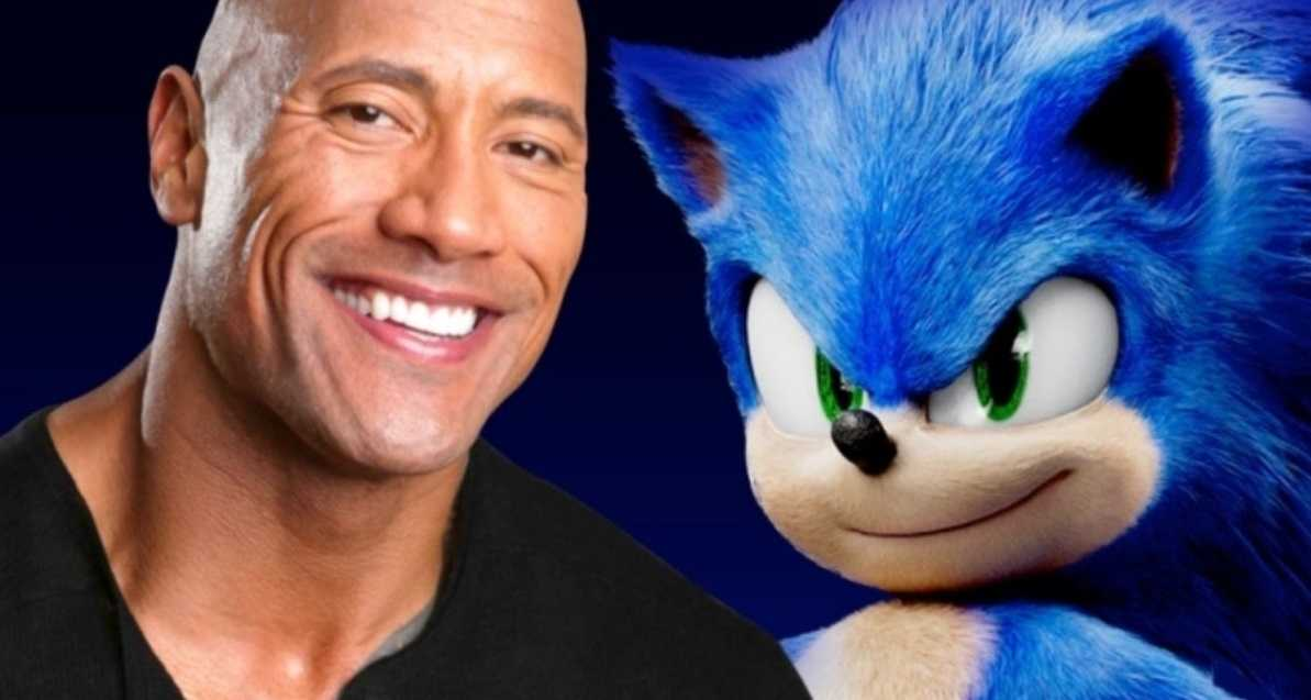 Rock May Appear In Sonic The Hedgehog Sequel