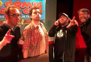 Comic Book Club - Dan Fogler