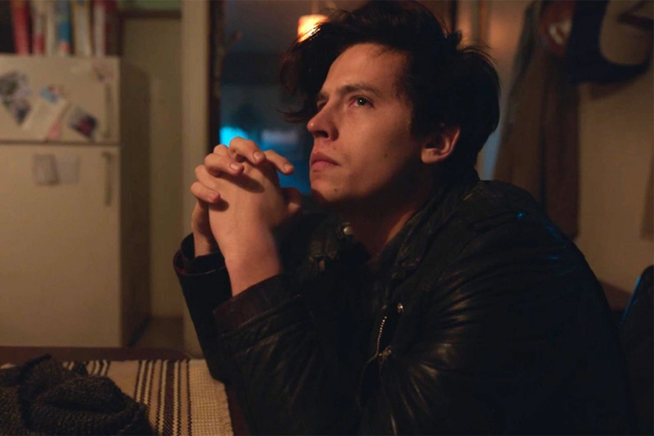 "Jughead - Riverdale - grandson ""Blood // Water"""