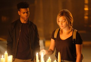 "MARVEL'S CLOAK & DAGGER - ""Call/Response"" - Tandy and Tyrone come face to face as the two are able to sit down and talk. Having not been able to tell anyone else what they have been experiencing, both take the opportunity to finally confide in the one person who may truly understand what they are going through. Meanwhile, Otis reveals a secret side of himself and Greg seems to be onto something with MelissaÕs case against Roxxon. This episode of ""Marvel's Cloak & Dagger"" airs Thursday, June 21 (8:00 - 9:00 p.m. EDT) on Freeform. (Freeform/Alfonso Bresciani) AUBREY JOSEPH, OLIVIA HOLT"