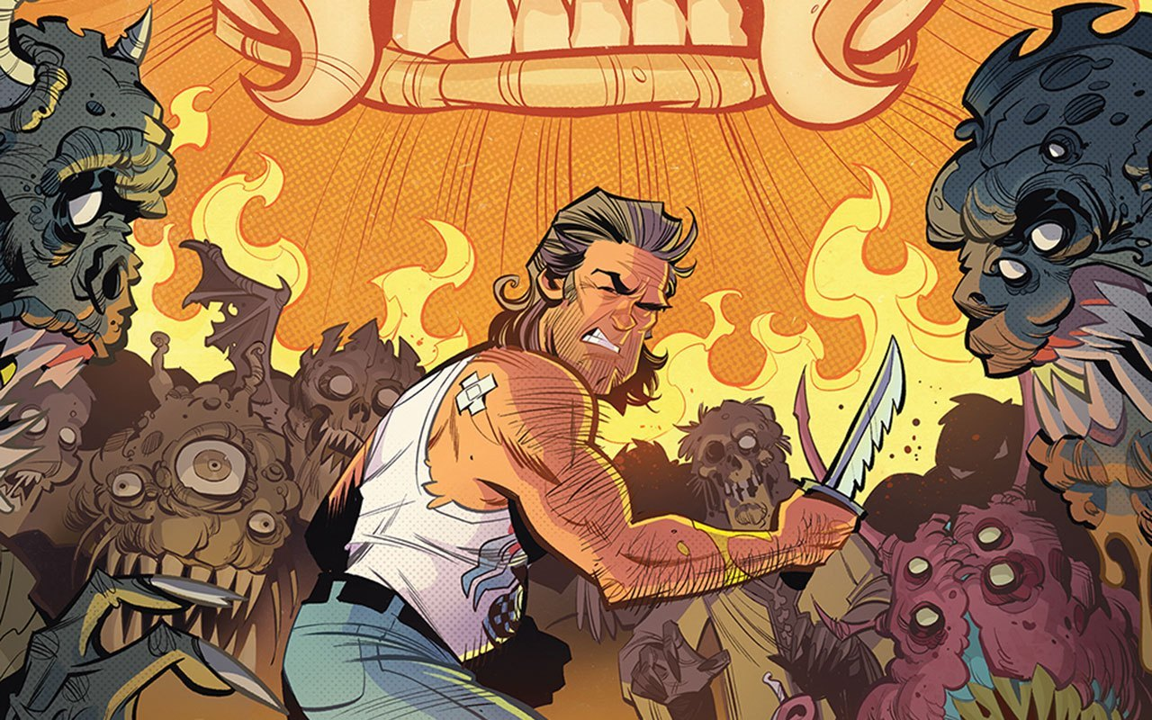 Preview Boom Studios Big Trouble In Little China Old Man Jack