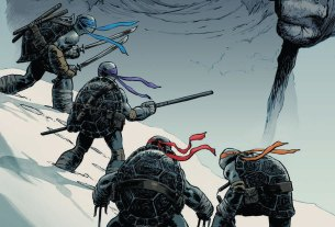 Teenage Mutant Ninja Turtles #83