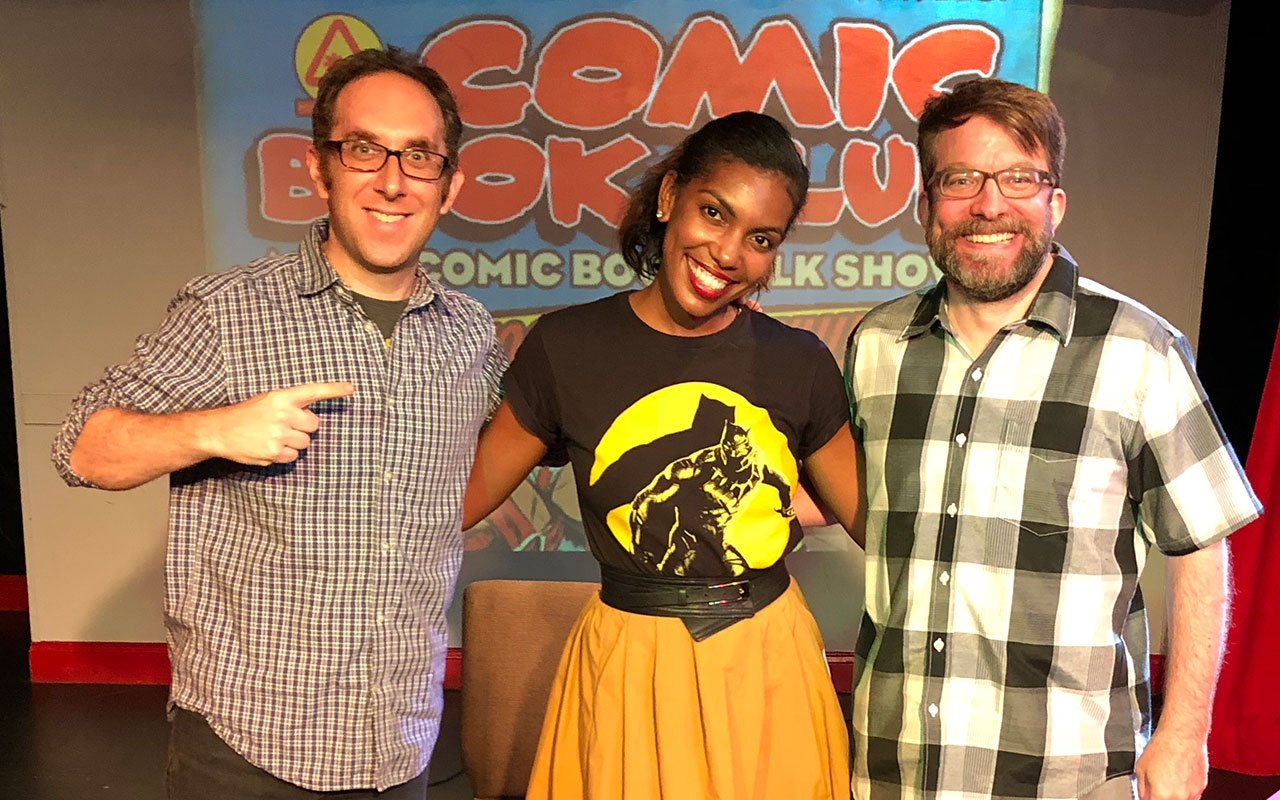 Comic Book Club: Asha Davis